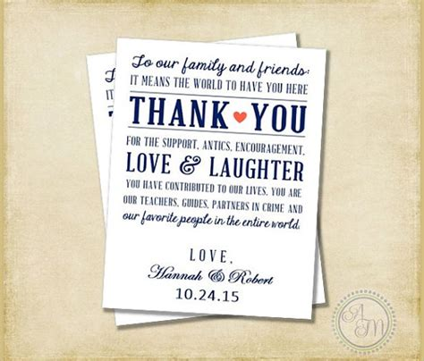 thank you letter marriage gift 11 sle wedding thank you notes psd vector eps pdf
