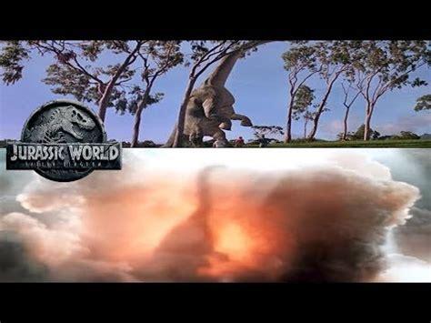 it was the same brachiosaurus from jurassic park| jwfk