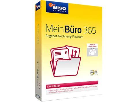 Wiso Mein Büro 365 Plus by Wiso Mein B 252 Ro 365 Standard