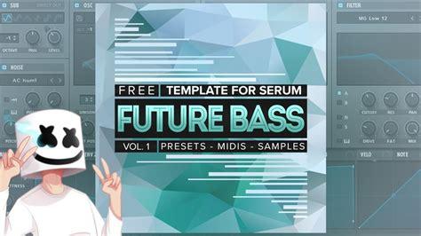san holo presets serum future bass mura masa flume san holo style
