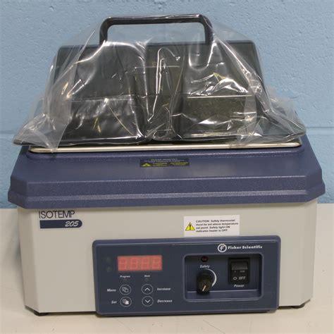 Refurbished Fisher Scientific Isotemp 205 Digital-Control ...