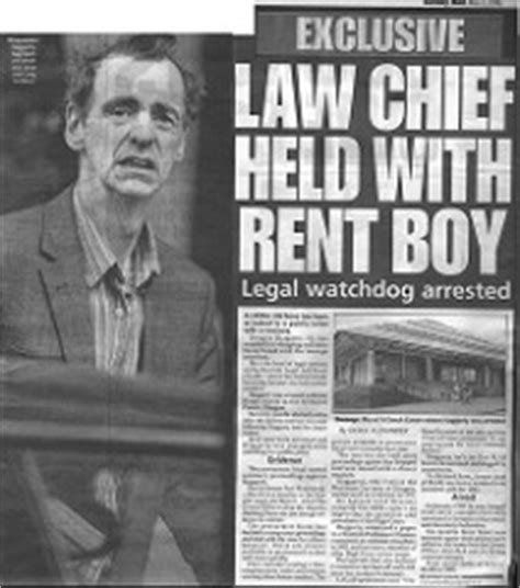 Lakehead Mba Review by Chief Held With Rent Boy Sunday Mail 3 May 2009 E By