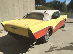 1957 Buick Special Convertible For Sale 1957 Buick Special Convertible Barn Find For