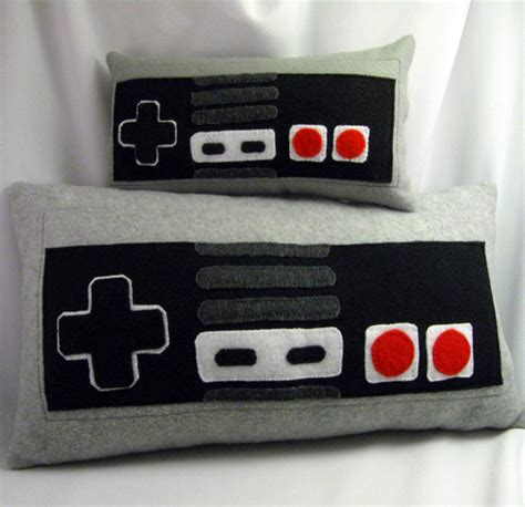 accessories nes controller pillows