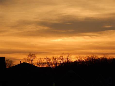 backyard sunset backyard sunset 1 by superseether on deviantart