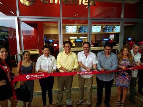 Cinemex Zihuatanejo | alcalde gustavo garc 237 a bello inaugura cinemex zihuatanejo