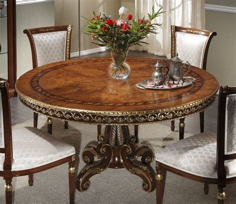 italian dining room tables italian dining table and chairs sl interior design