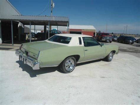 1974 chevrolet monte carlo 1974 chevrolet monte carlo for sale 1726243 hemmings