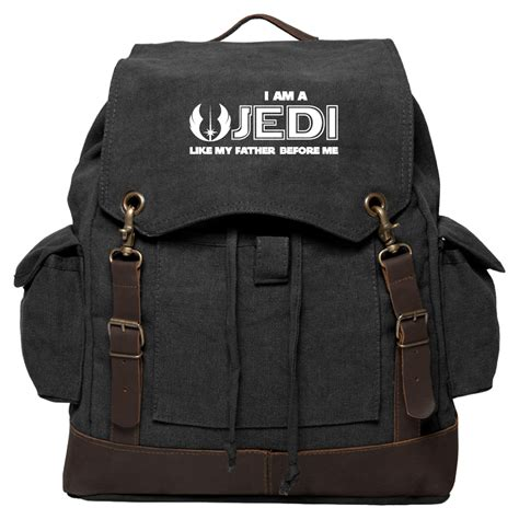luke skywalker quotes wars quote luke skywalker rucksack backpack with