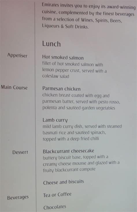 emirates menu emirates hejorama