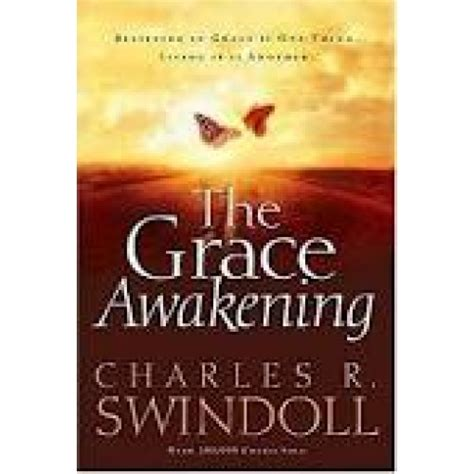 The Grace Awakening by The Grace Awakening Believing In Grace Is One Thing