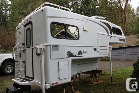 Propane Toilet Bigfoot Camper For Short Box And Also