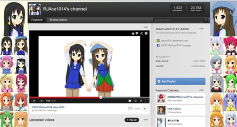 youtube old channel layout new youtube layout by rjace1014 on deviantart