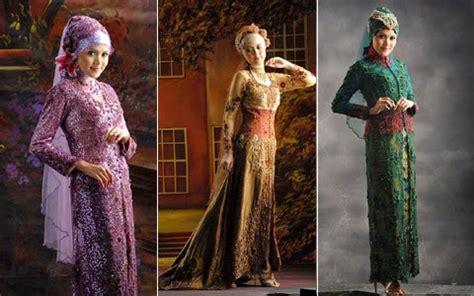 Dress Pesta Pernikahan pics for gt model kebaya dress modern 2014