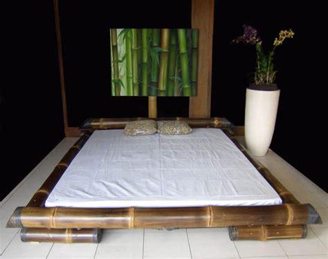 bambus bett bambusbett
