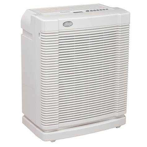 hunter  quietflo programmable air purifier  large