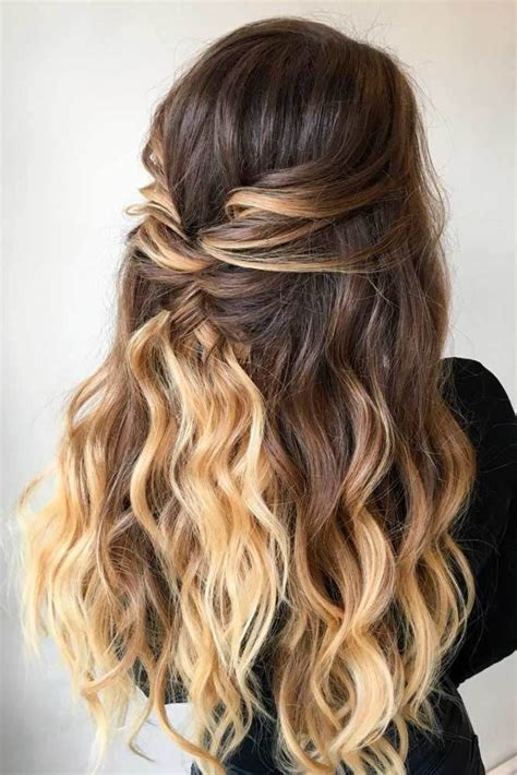 30 awesome braided half up half down hairstyles for your