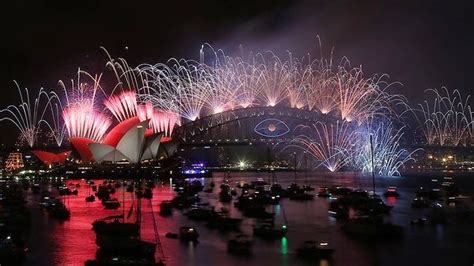 new year parade sydney australia new year firework in sydney australia happy new year