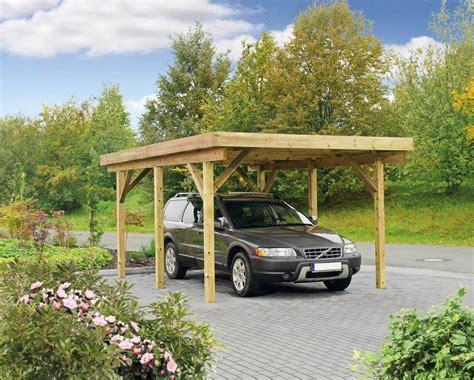 mr gardener carport carport bremen 1 mit flachdach ca b 340xt 510 cm mr