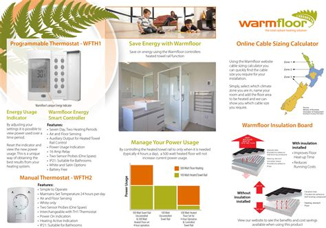 Cost Of Heated Floors In Bathroom by Underfloor Heating Running Costs Carpet Vidalondon