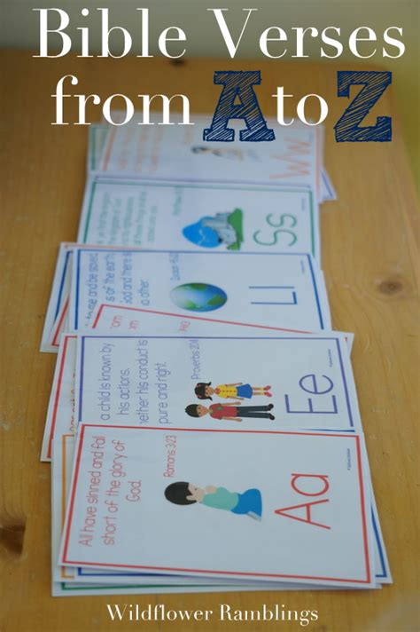 Bible Verses About Ls by Abc Bible Verses Pictures To Pin On Pinsdaddy