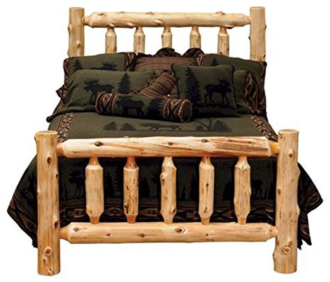 log beds for sale amazing cottage rustic log beds for a rustic bedroom