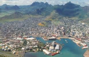 the port of port louis mauritius general port