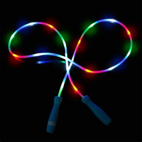jumping lights led skipping rope