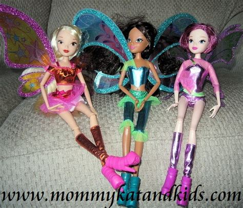 winx club doll house make your little girl s day magical with a winx club fairy doll giveaway mommy kat