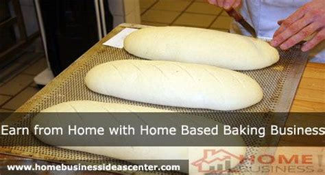 How To Start A Small Home Based Bakery Business Earn From Home With Home Based Baking Business