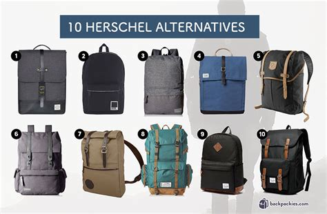 Other Designers Introducing The Lydia Bag By Heatherette by 10 Backpacks Similar To Herschel Supply Co Backpackies