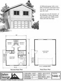garage floor plans with apartment garage apartment plans 1440 1 by behm design that would