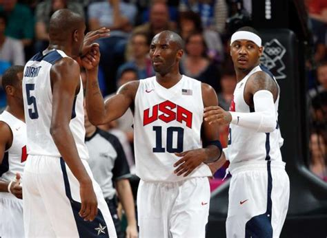 kobe bryant biography in spanish olympic role suits kobe perfectly ny daily news