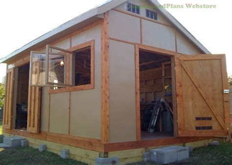 custom design shed plans  medium saltbox easy  follow shed plans  cd  ebay
