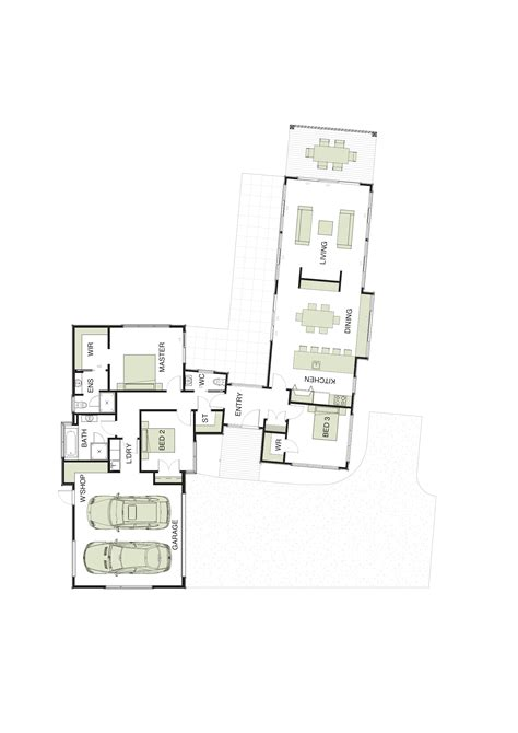 Pavilion Plan 4 House Plans For Spacious Private Living Pavillion House Plans