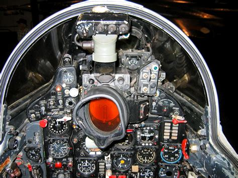 3d Layout cockpit of the reg 473 mig 21 the cockpit of the mig 21