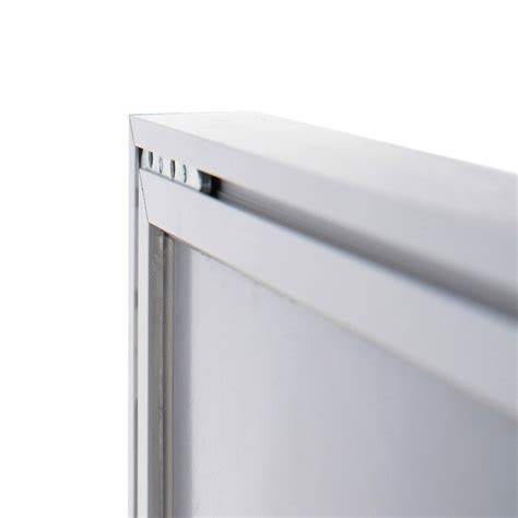 cornice magnetica cornici illuminate a led con apertura magnetica 70x100