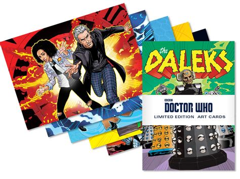 Free Gift Card When You Sign Up - free doctor who s10 art cards when you sign up with bbc store blogtor who