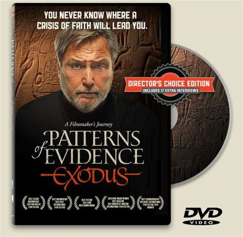 pattern of evidence movie locations patterns of evidence the exodus dvd movie