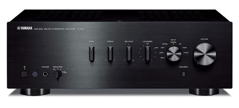 Audio Power Lifier Yamaha Dts yamaha integrated lifier a s301 as301 a s301 stereo the listening post