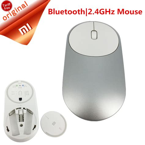 Xiaomi Mi Mouse With Wireless Dual Mode Connection 1 connection reviews shopping connection