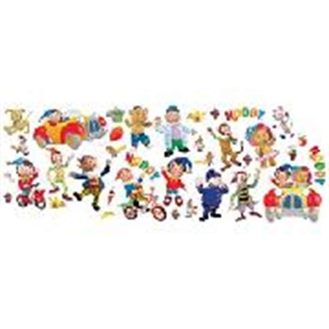 noddy wall stickers stickers bedroom stickers themed room stickers