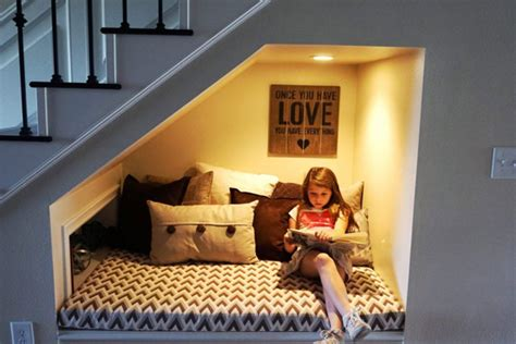 cozy diy reading nooks  kids home design  interior