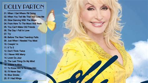 dolly parton greatest hits dolly parton best songs full