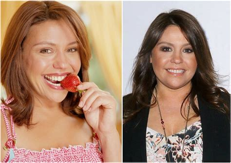 what color hair does rachael ray rachael ray s height weight moderate training made her slim