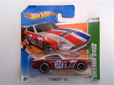 Sale Custom Datsun 240z Orange Fuguz Wheels Hw Mtf36 datsun 240z wheels wiki