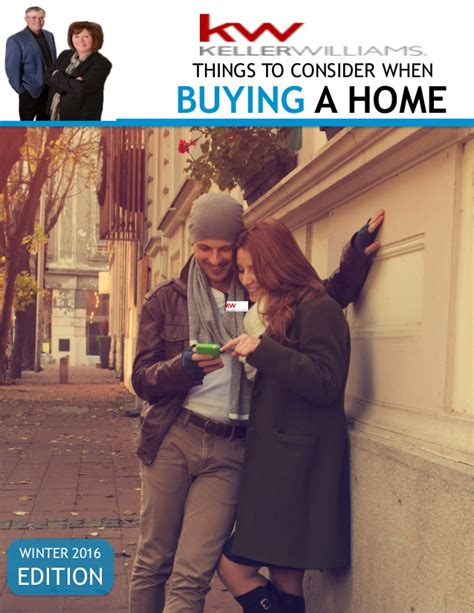 what to consider when buying a house why you should buy a home in the winter of 2016