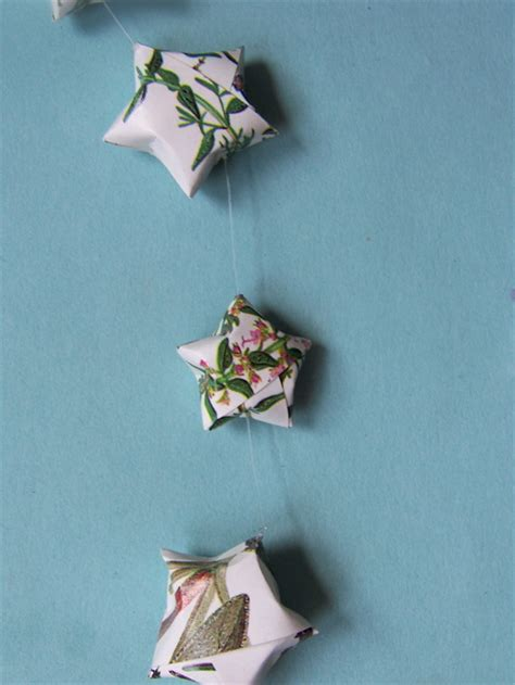 Origami Wrapping Paper - 10 wrapping paper crafts to use up that gift wrap