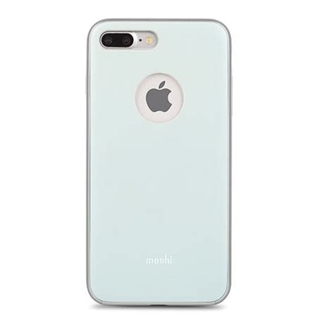 Moshi Iphone 7 Iglaze Powder Blue moshi iglaze cover for iphone 7 8 plus powder blue shop