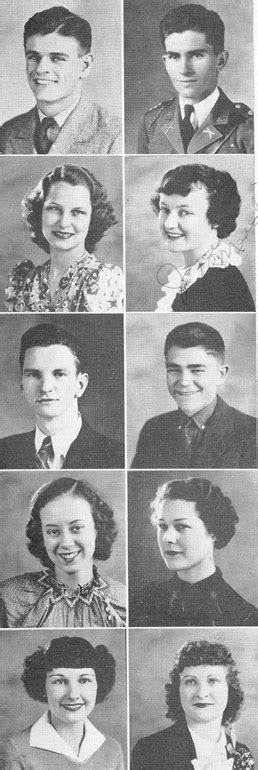martin lowry historian memphis tech high class of 1937 roster and class photos